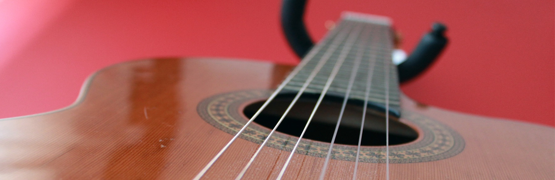 Curso de guitarra española