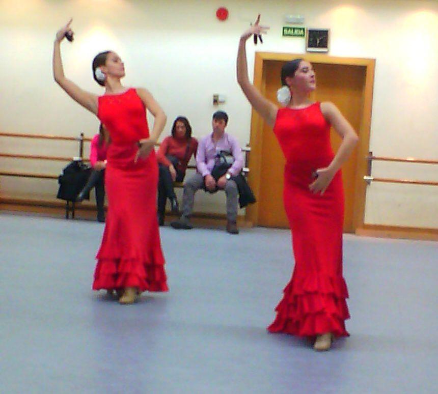 Exámenes Flamenco Febrero 2015