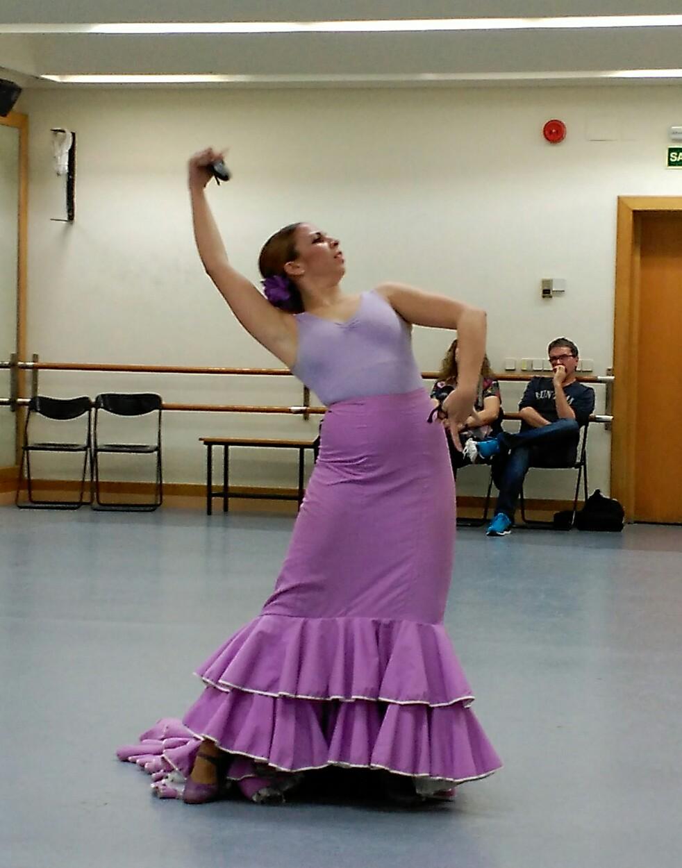Exámenes Flamenco Noviembre 2015