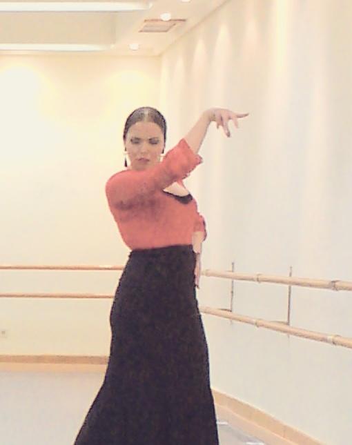Exámenes Flamenco Noviembre 2014